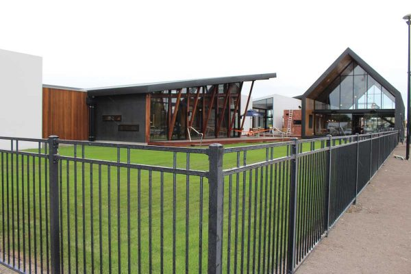Duo Fence Panel New Zealand Fencing