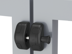 Side pull gate latch Magnalatch MLSPS2