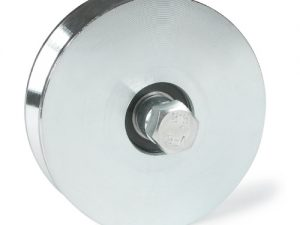 wheels with bolts for sliding gates hardware