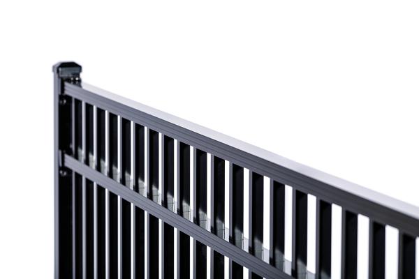 boundary aluminium fence new zealand