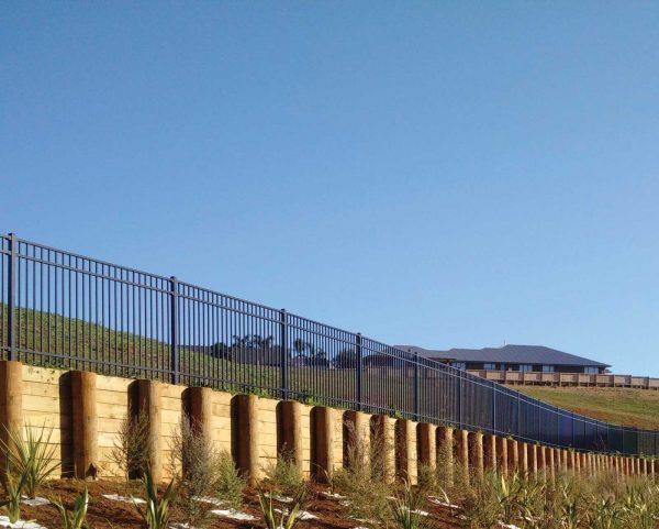 assure fence panel security boundary fence new zealand
