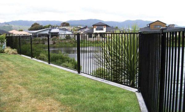 Plain Fence Panel Fencing New Zealand