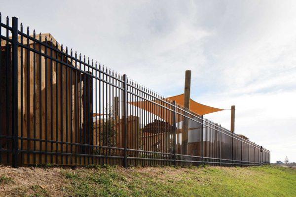 secura security boundary fence