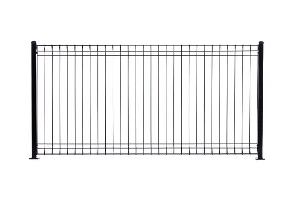 security aluminium fence diy